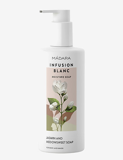 Infusion Blanc, 300 ml - body lotion - clear