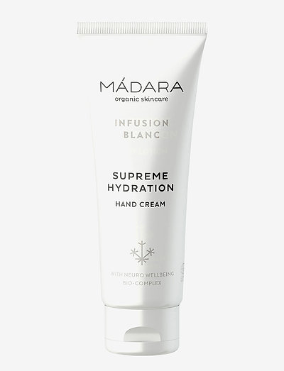 Infusion Blanc Supreme Hydration Hand Cream, 75 ml - CLEAR