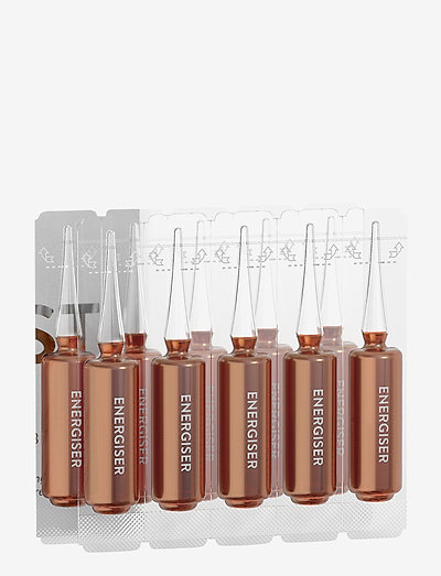 Antioxidant Energiser Ampoules, 3ml x 10pcs - serum - brown