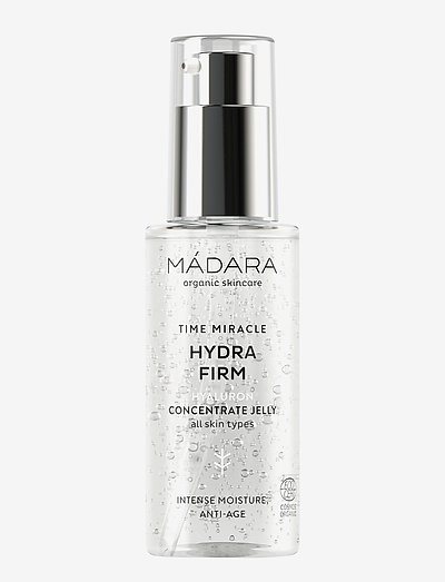 Time Miracle Hydra Firm Hyaluron Concentrate Jelly - dagkrem - clear