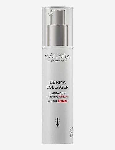 Derma Collagen Hydra-Silk Firming Cream - dagcreme - clear