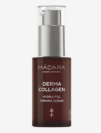 Derma Collagen Hydra-Fill Firming Serum - dagkrem - clear