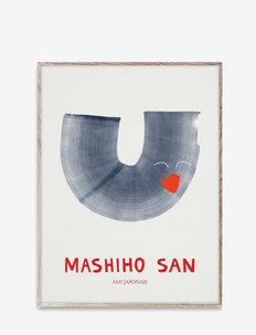 Mashiho San, 30x40 - posters - multi