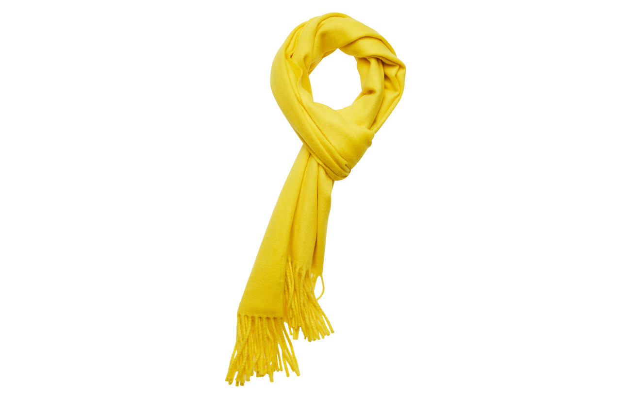 Mads Nørgaard Laine Wool Amber - YELLOW