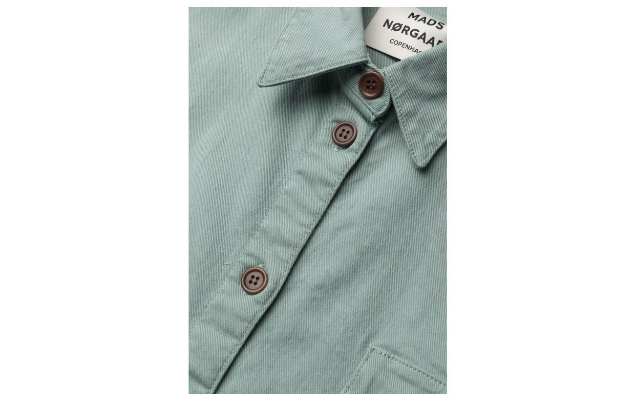 Green Coton Denim Elastane Coton 98 Mads Coquille Nørgaard 2 100 Fresh Thread Alpha Extérieure Jemma zwPXE