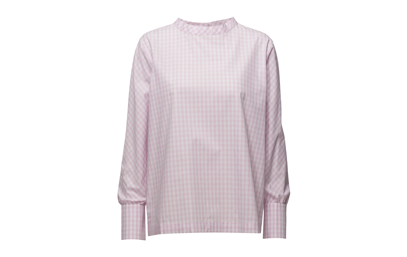 Pop Check Coton Rose Thread Polyester Coquille 100 Mads white Extérieure Spolla Nørgaard 5UF1zWZqyO
