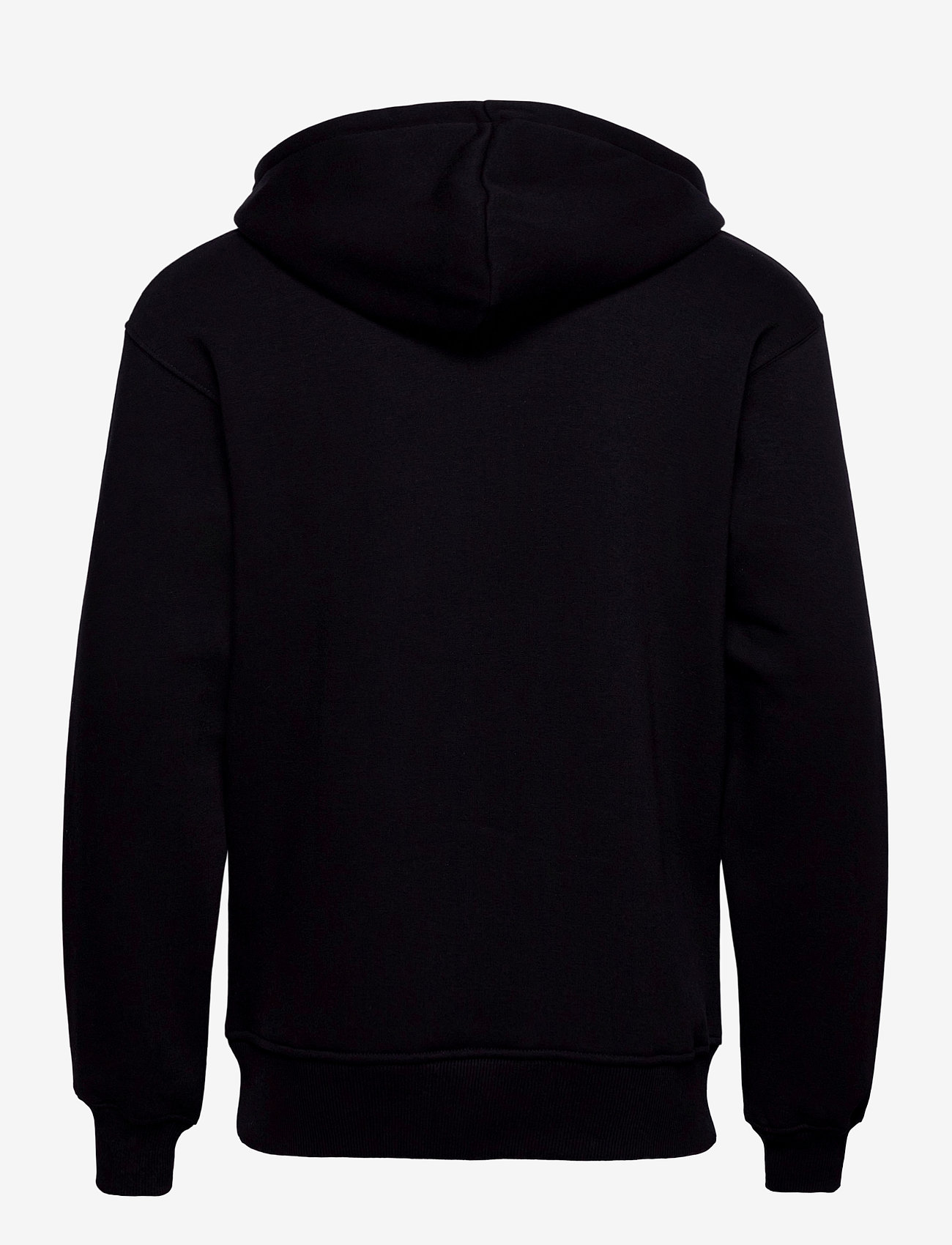 Mads Nørgaard - New Standard Hoodie Badge - basic sweatshirts - black - 1