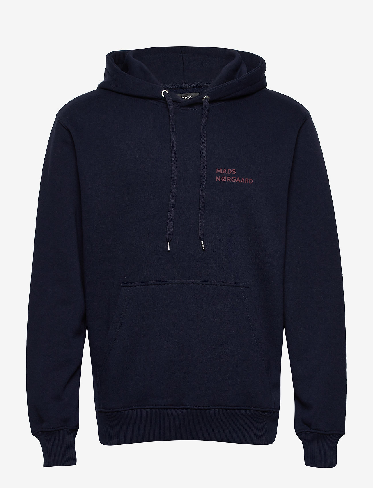 Mads Nørgaard - New Standard Hoodie Logo - basic sweatshirts - sky captain - 0