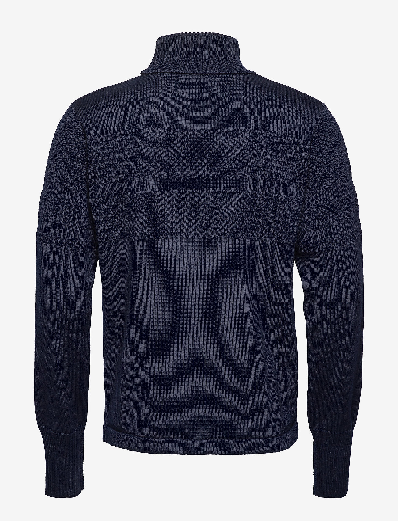 Mads Nørgaard 100% Wool Klemens - Strikkevarer NAVY - Menn Klær