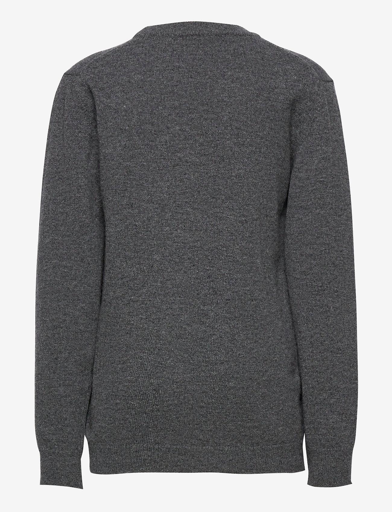 Eco Wool Karstino (Charcoal Melange) (63.20 €) - Mads Nørgaard IRvMM