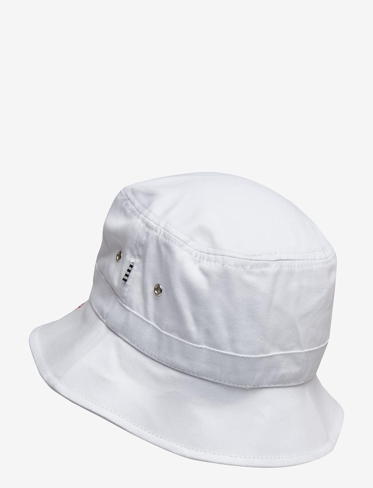 Mads Nørgaard - Sunshine Bølle - bucket hats - white