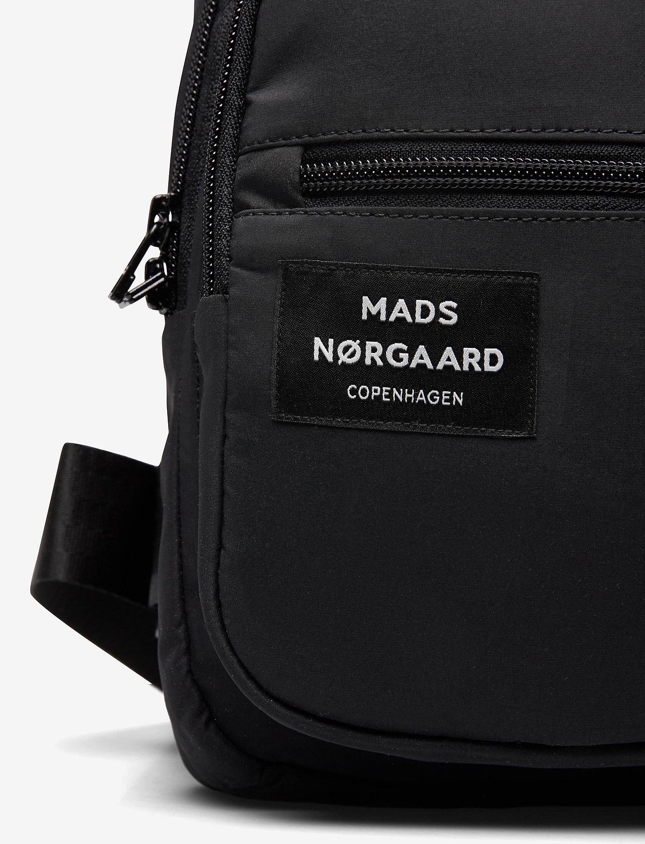 Mads Nørgaard Jet Aspen - Plecaki BLACK - Torby