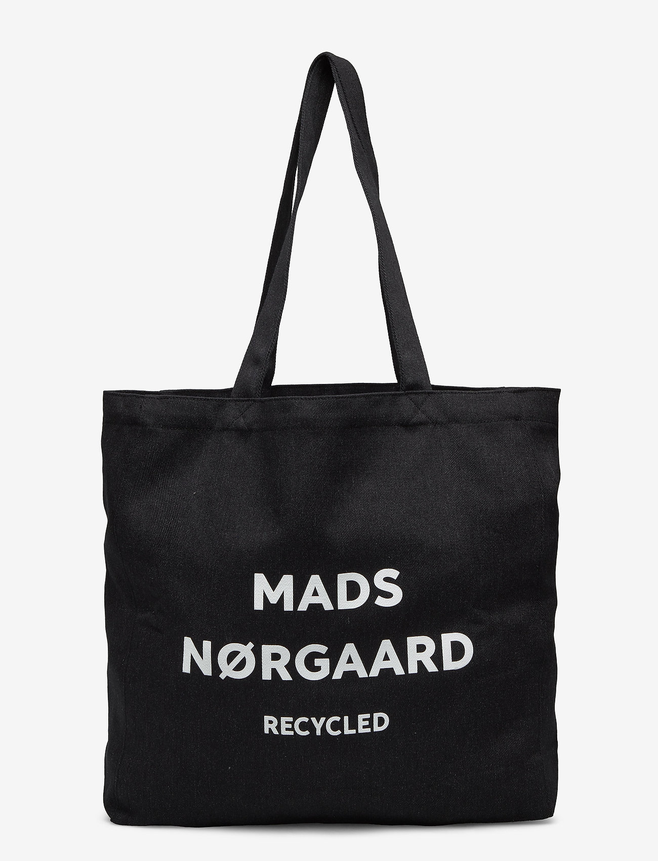Mads Nørgaard - Recycled Boutique Athene - casual shoppers - black/white - 0