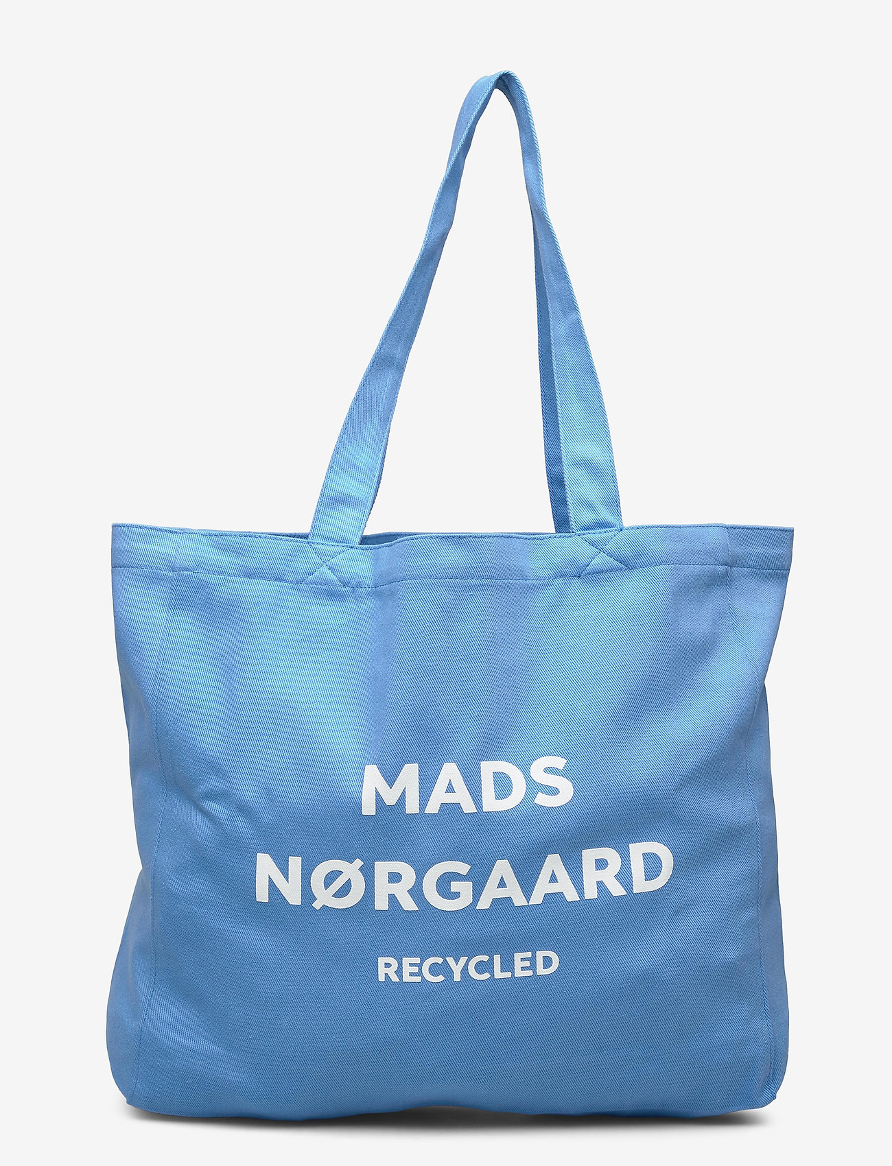 Mads Nørgaard - Recycled Boutique Athene - casual shoppers - blue/white - 0