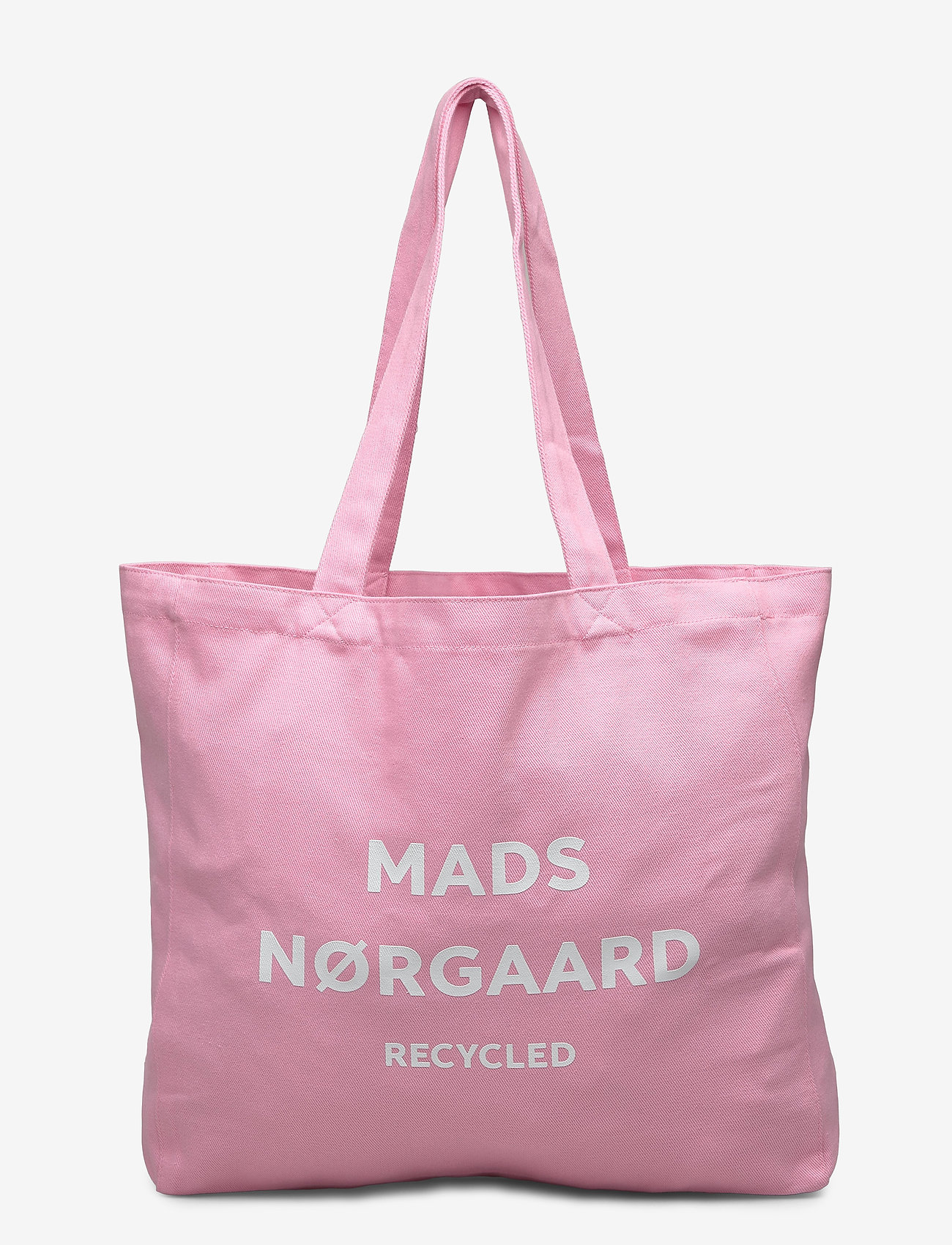 Mads Nørgaard - Recycled Boutique Athene - casual shoppers - pink/white - 0