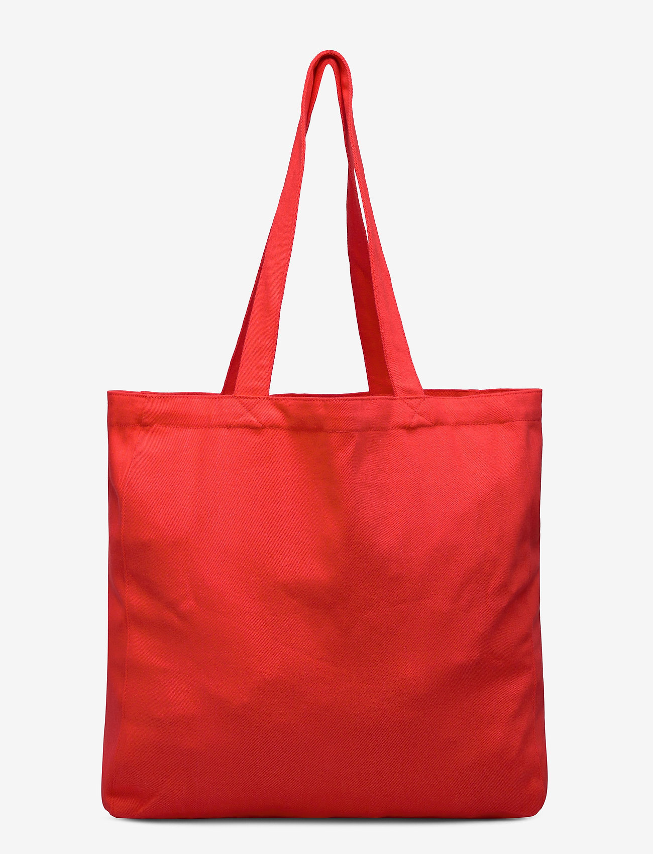 Mads Nørgaard - Recycled Boutique Athene - casual shoppers - red/white - 1