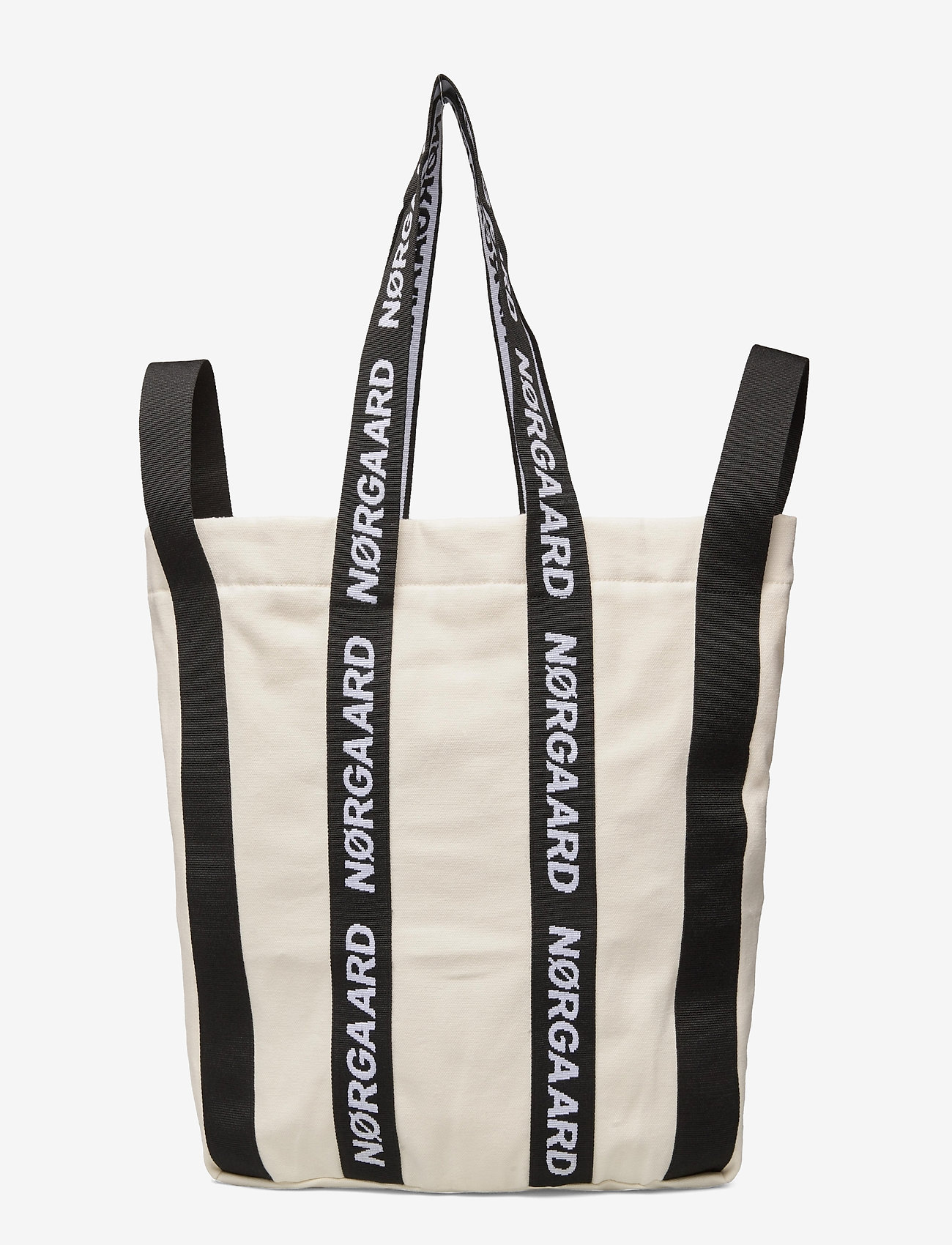 Mads Nørgaard - Heavy Recy Cotton Talulah - torby tote - off white - 1