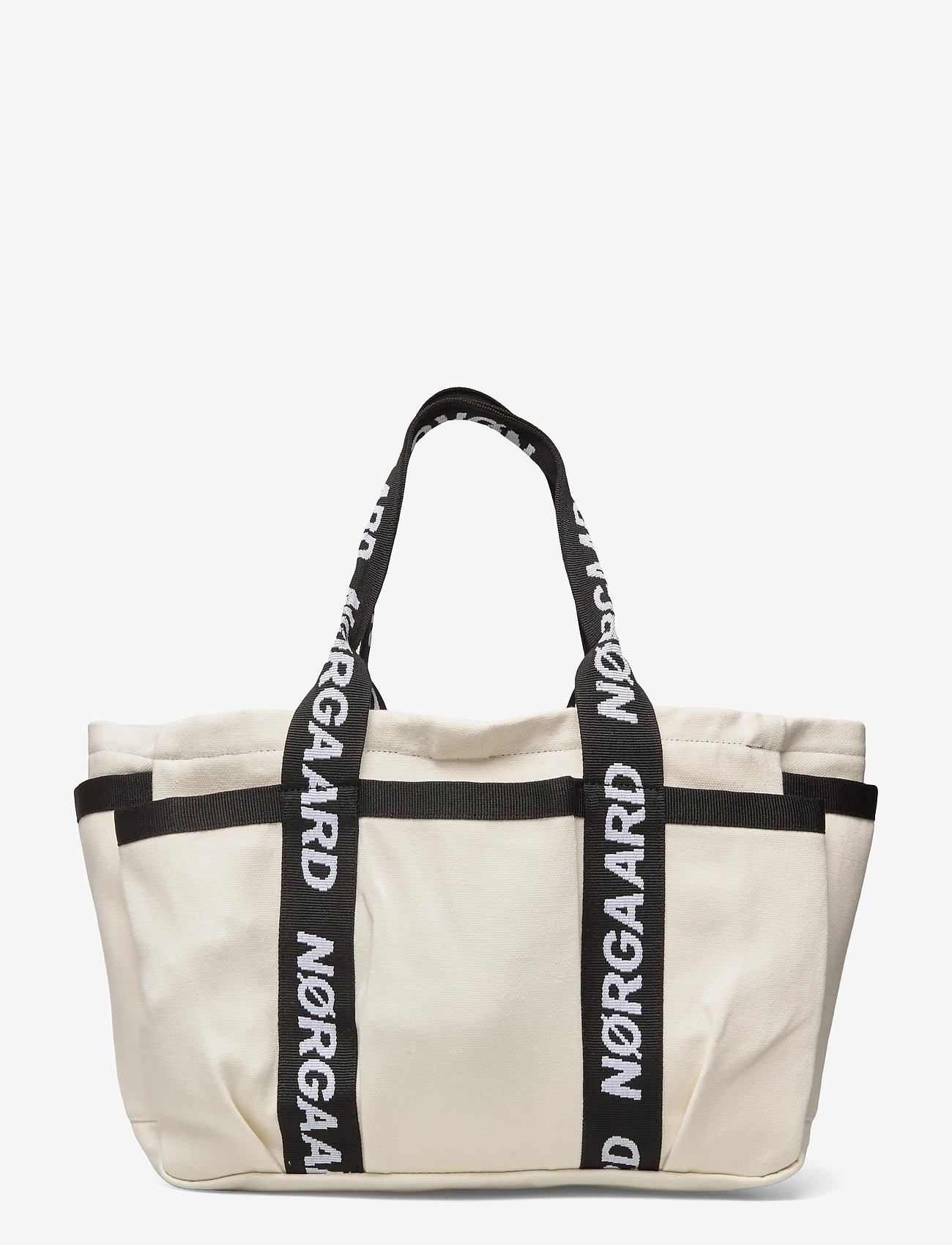 Mads Nørgaard - Heavy Recy Cotton Tooly - totes - off white - 0
