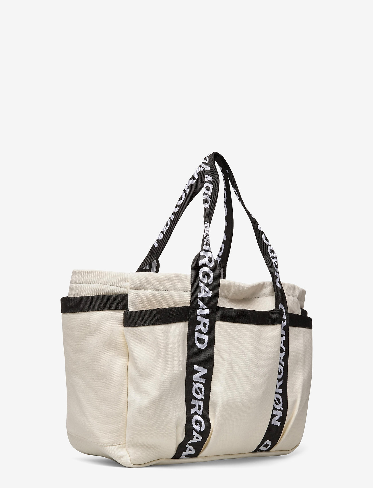 Mads Nørgaard - Heavy Recy Cotton Tooly - totes - off white - 2