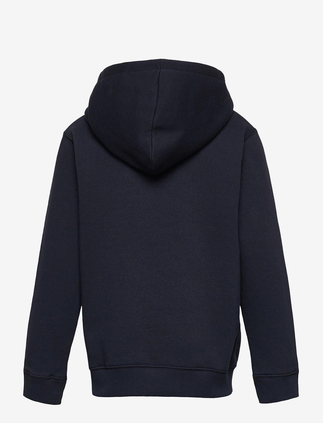 Mads Nørgaard - New Standard Hudini Zip - hoodies - parisian night - 1