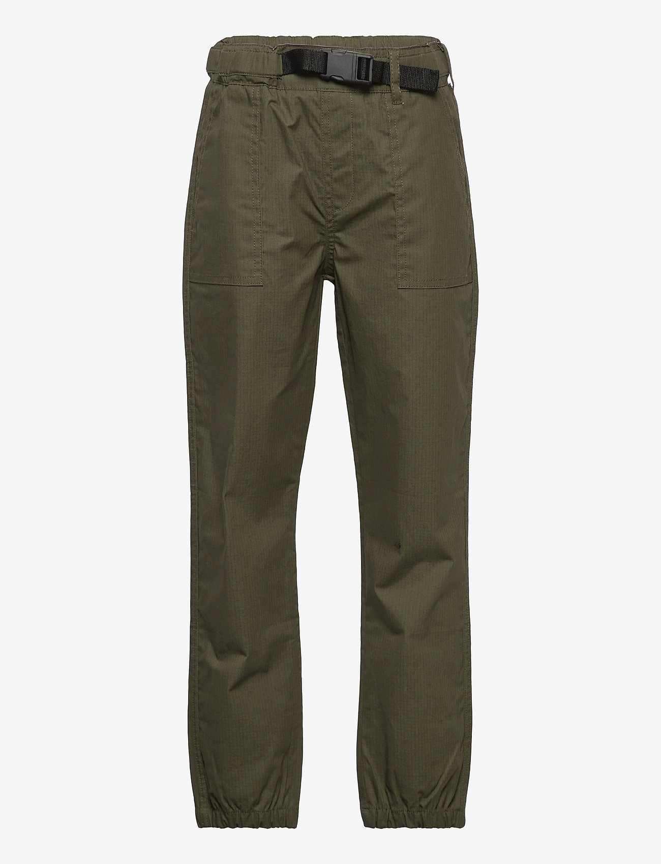 Mads Nørgaard - Army Ripstop Piccini - trousers - olive night - 0