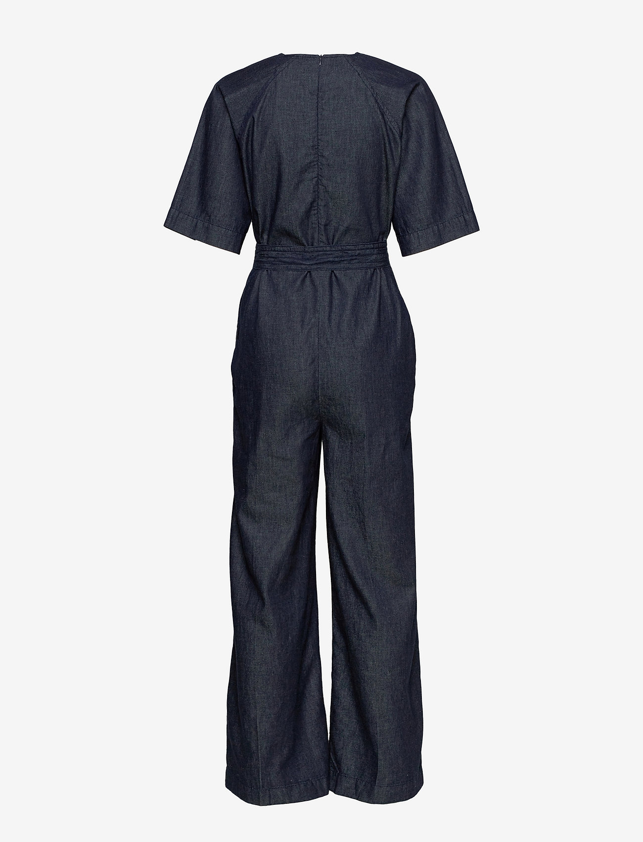 Mads Nørgaard - Fall Indigo Jilda - clothing - unwashed - 1