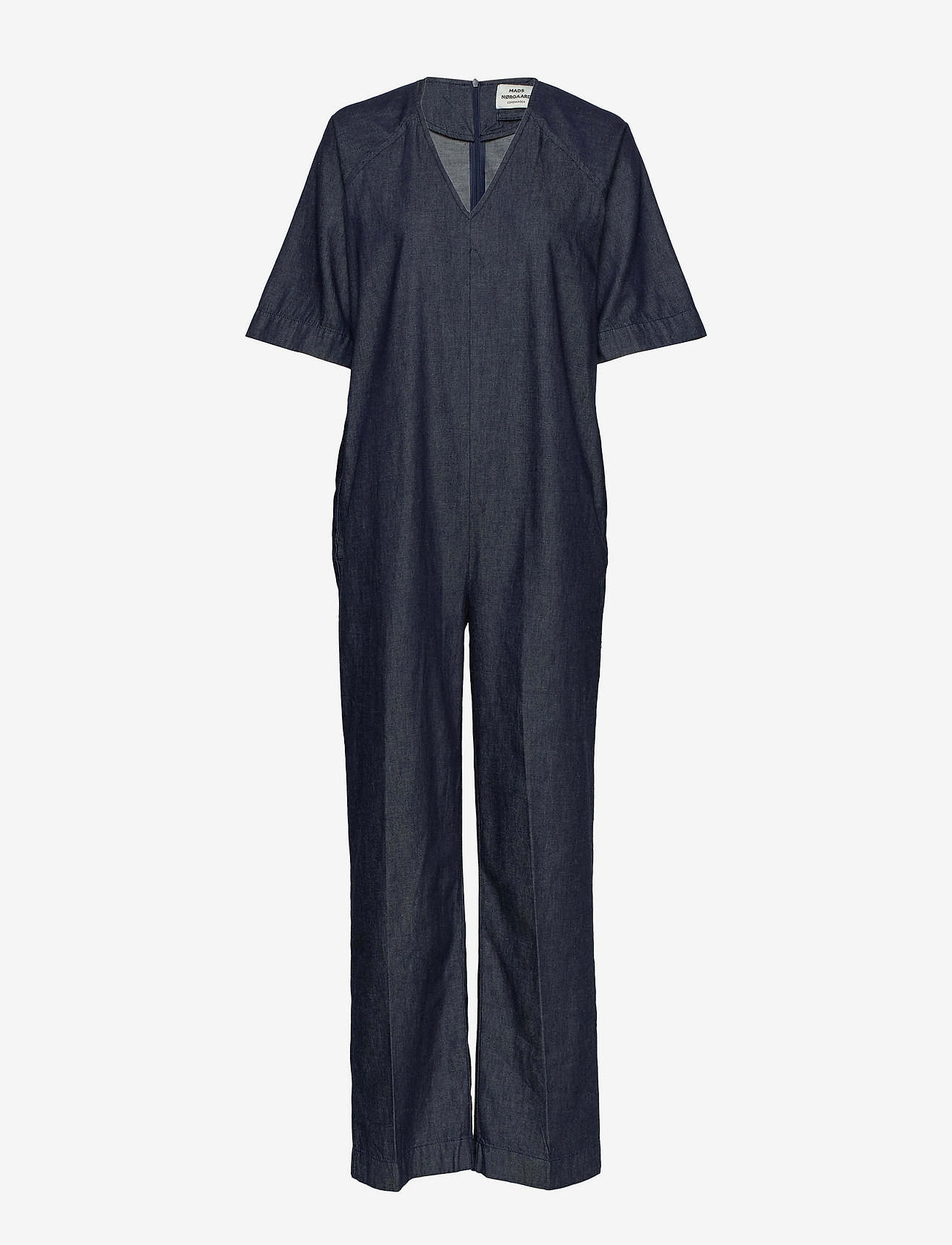 Mads Nørgaard - Fall Indigo Jilda - clothing - unwashed - 2