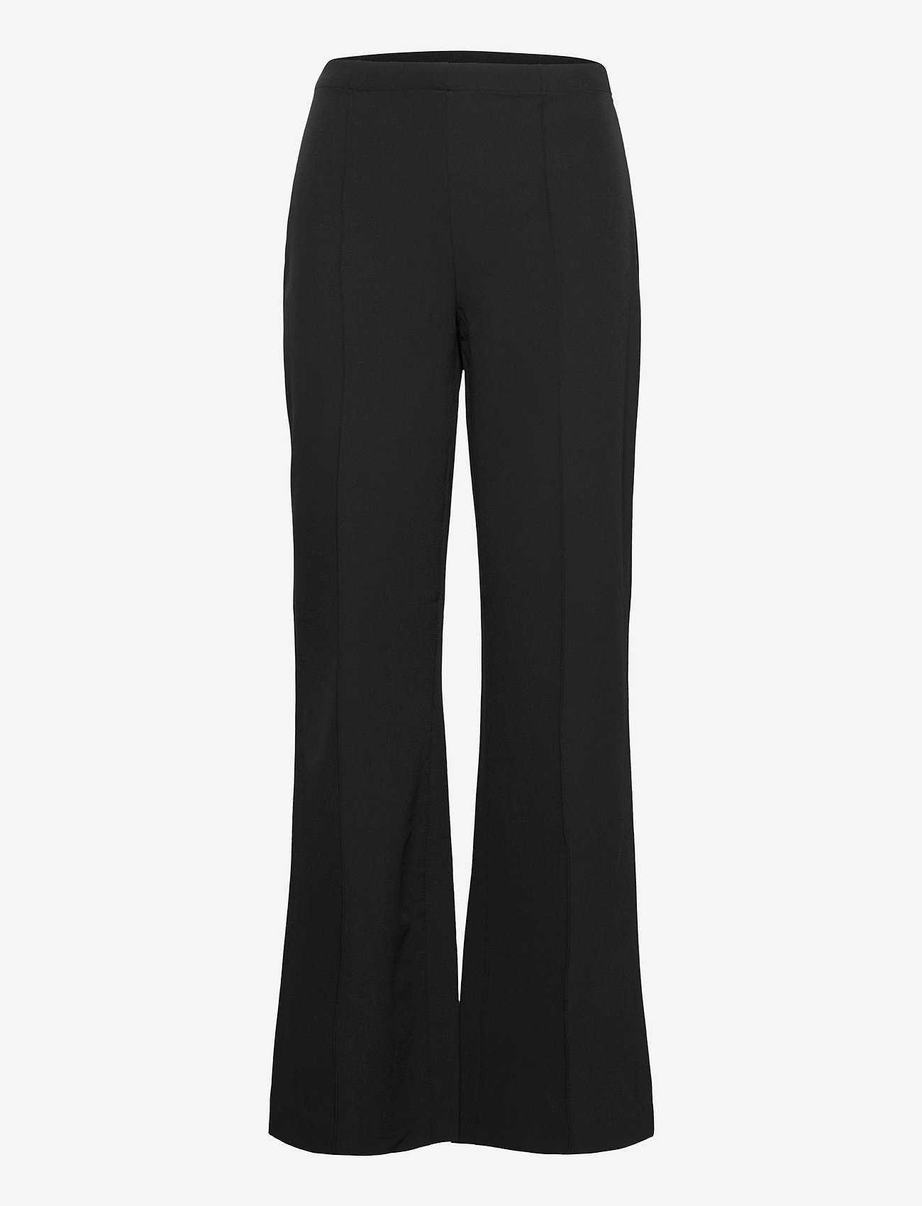 Mads Nørgaard - Sportina Tech Pirla - bukser med brede ben - black - 0