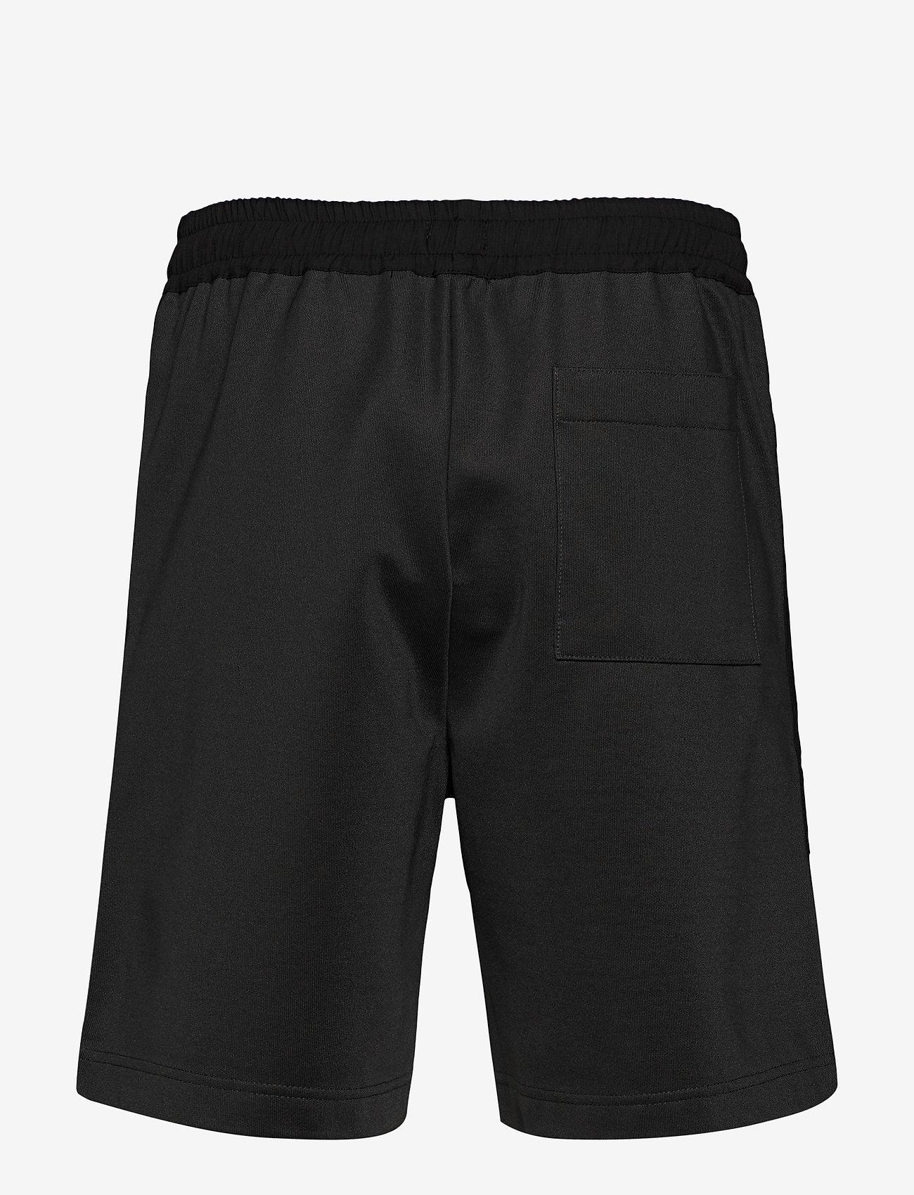Mads Nørgaard Tech Tape Pibble - Shorts BLACK - Menn Klær