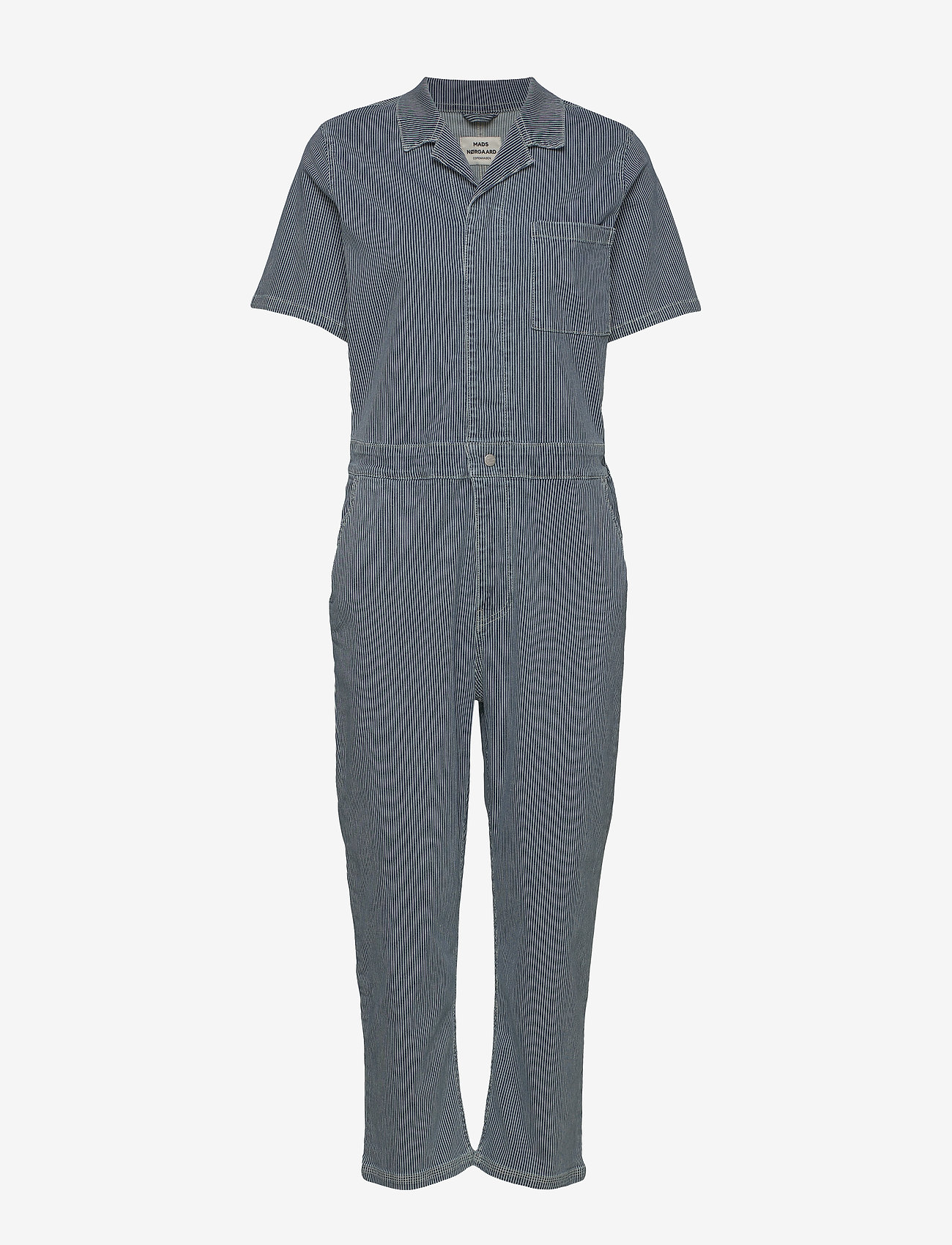 Mads Nørgaard - Stretchy Hickory Coachella - buksedragter - blue/white - 0