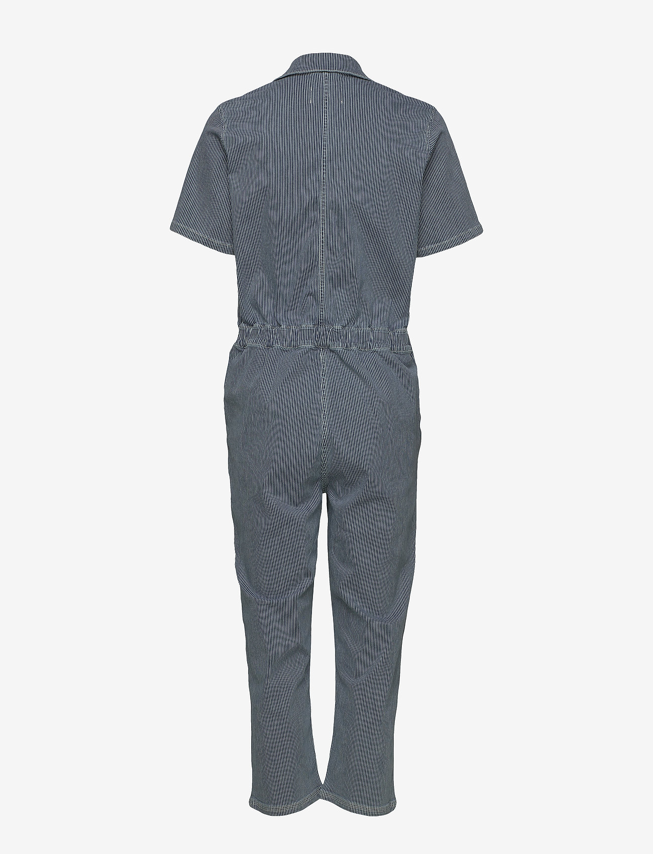 Mads Nørgaard - Stretchy Hickory Coachella - buksedragter - blue/white - 1