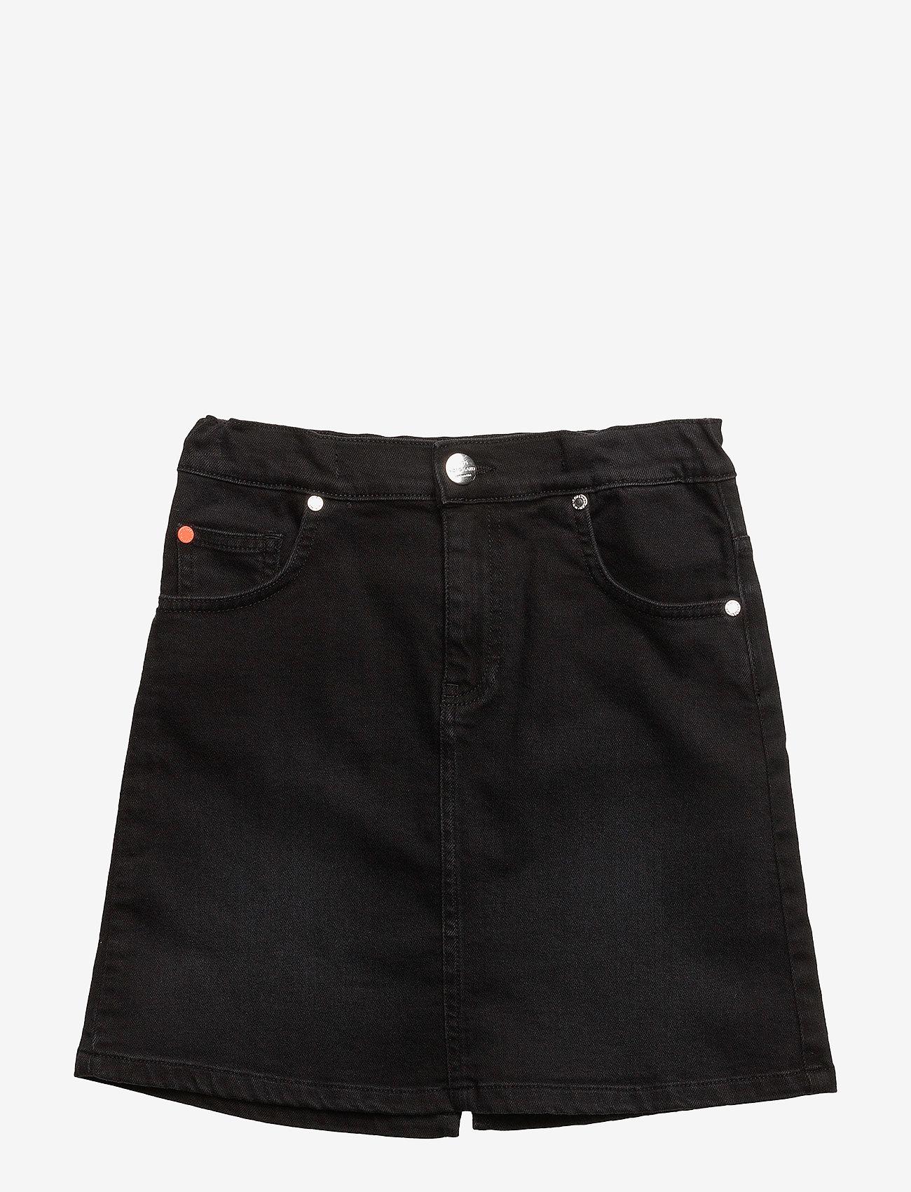Mads Nørgaard - Washed Black/Black Safrana - hameet - washed black - 0