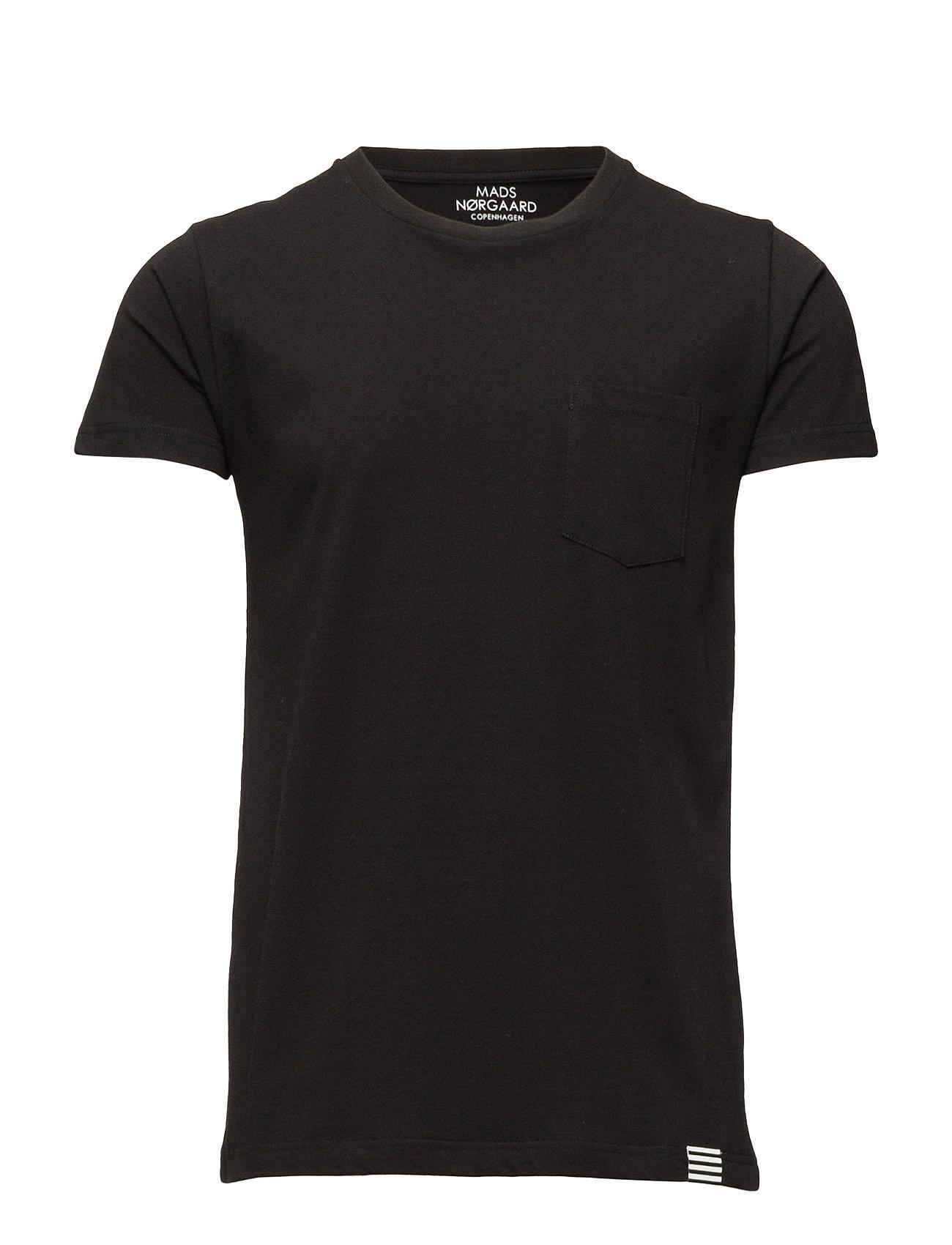 Favorite Tee Troll T shirt Sort MADS NØRGAARD