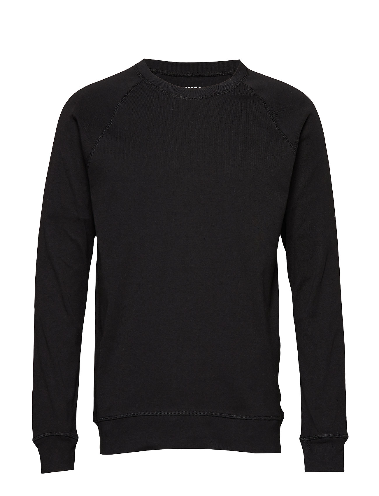 Mads Nørgaard Cotton Rib Stelt - BLACK