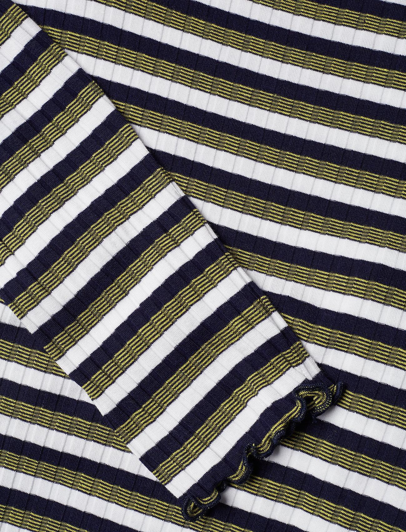 5x5 Happy Stripe Trutte S (Navy Multi) (480 kr) - Mads Nørgaard