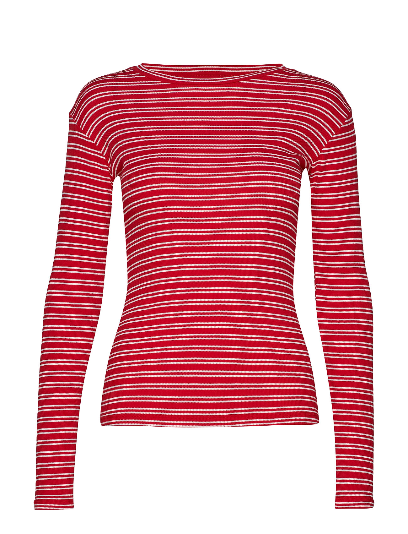 Mads Nørgaard 2x2 Duo Stripe Tuba - BRIGHT RED/WHITE