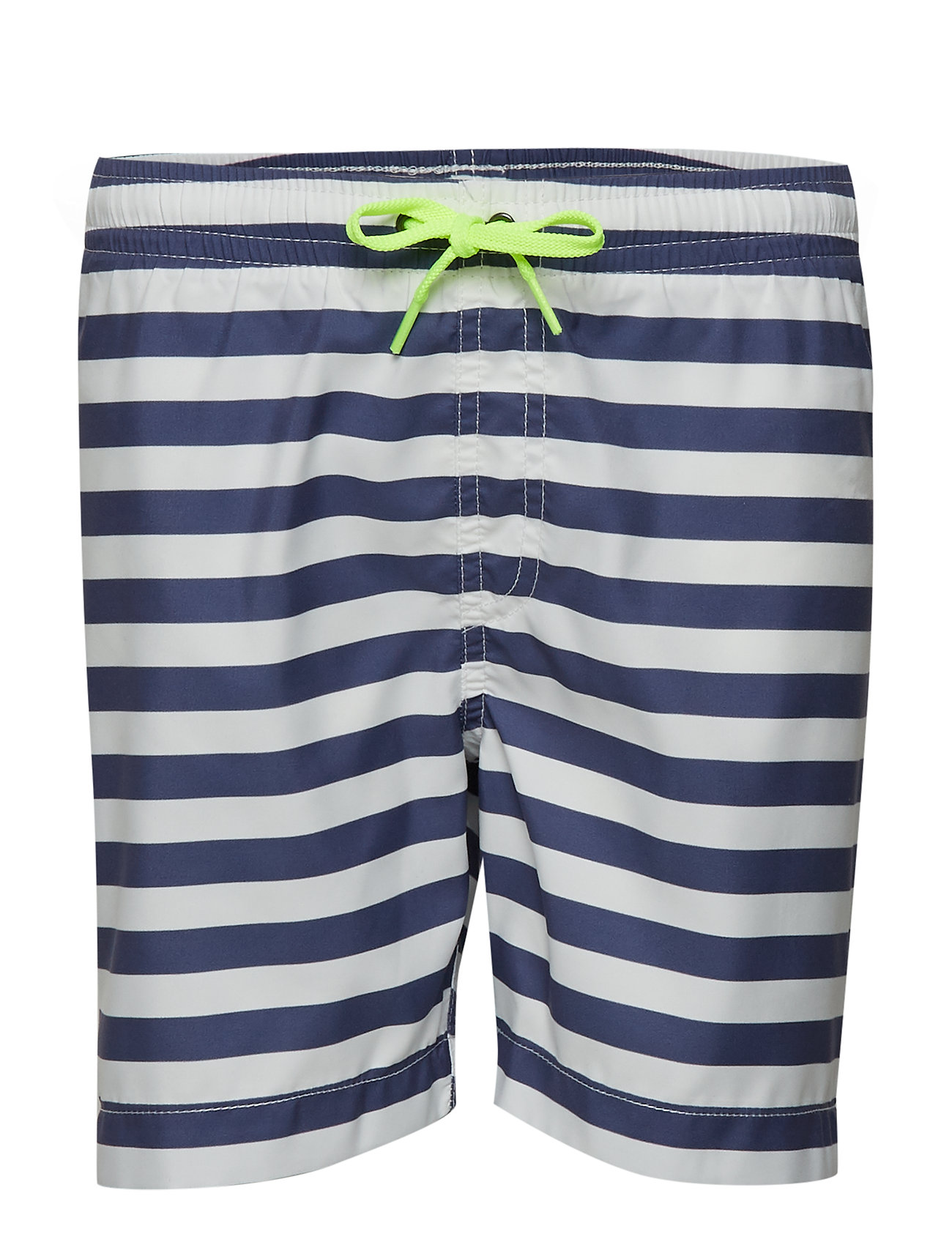 Mads Nørgaard Beach Crawlino - DARK DENIM/ ECRU