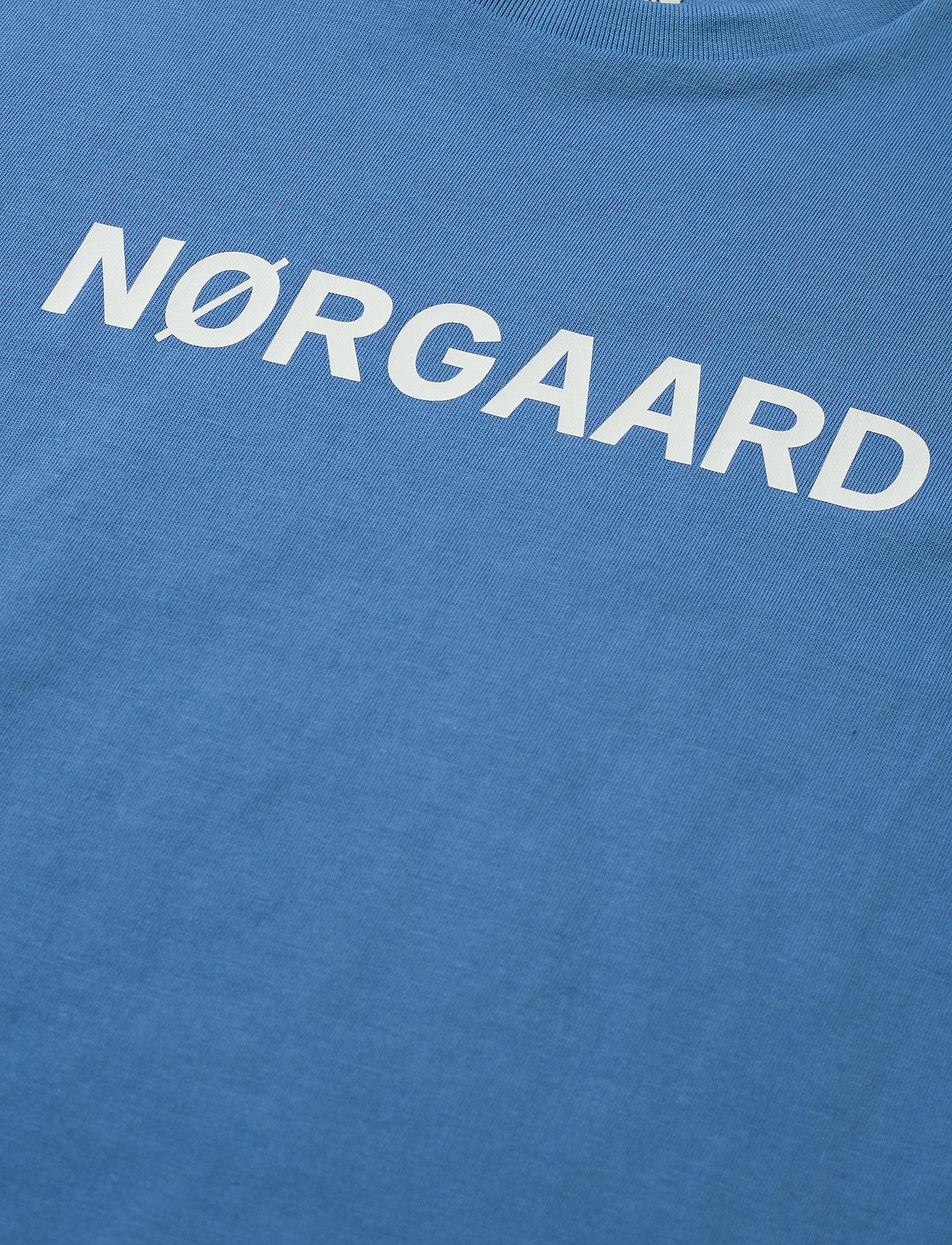 Mads Nørgaard - Printed Tee Thorlino - korte mouwen - riviera - 2