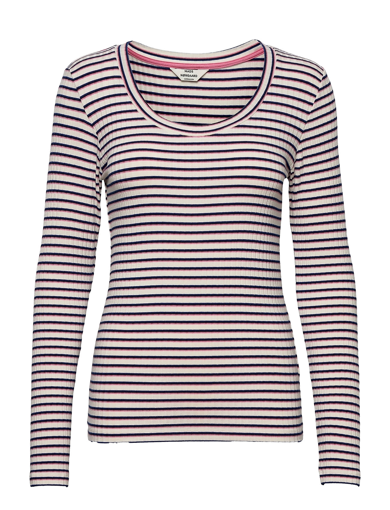 5x5 Stripe Tinilla Langærmet T-shirt Multi/mønstret Mads Nørgaard