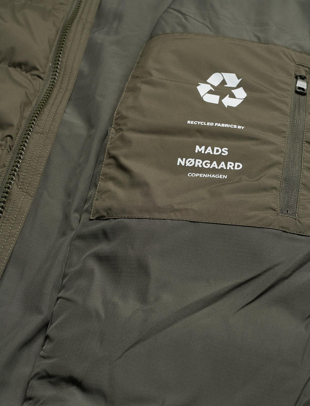 Mads Nørgaard Recycle Juno - Jakker og frakker FOREST NIGHT - Menn Klær