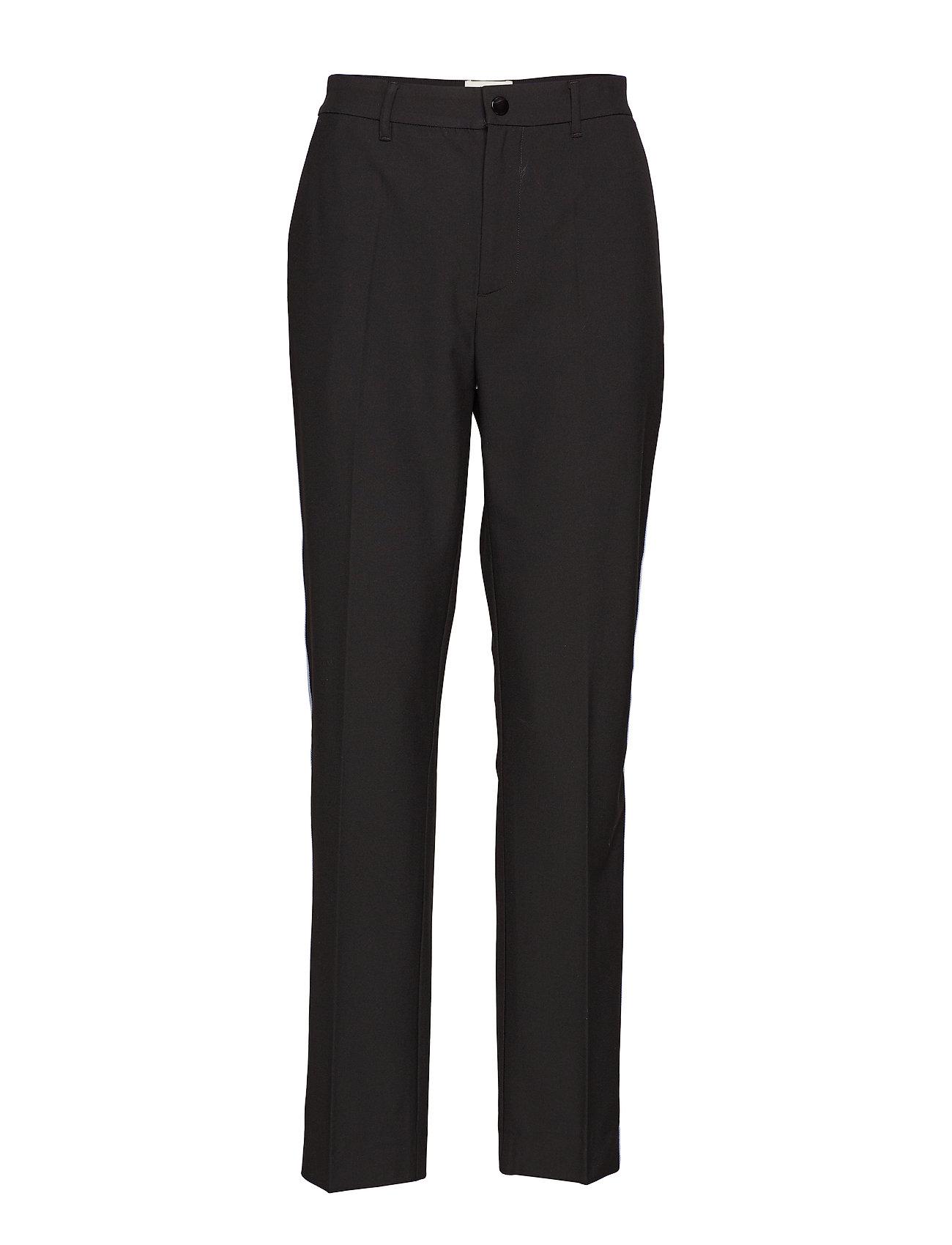 Mads Nørgaard Sportina Panty - BLACK/SKY BLUE