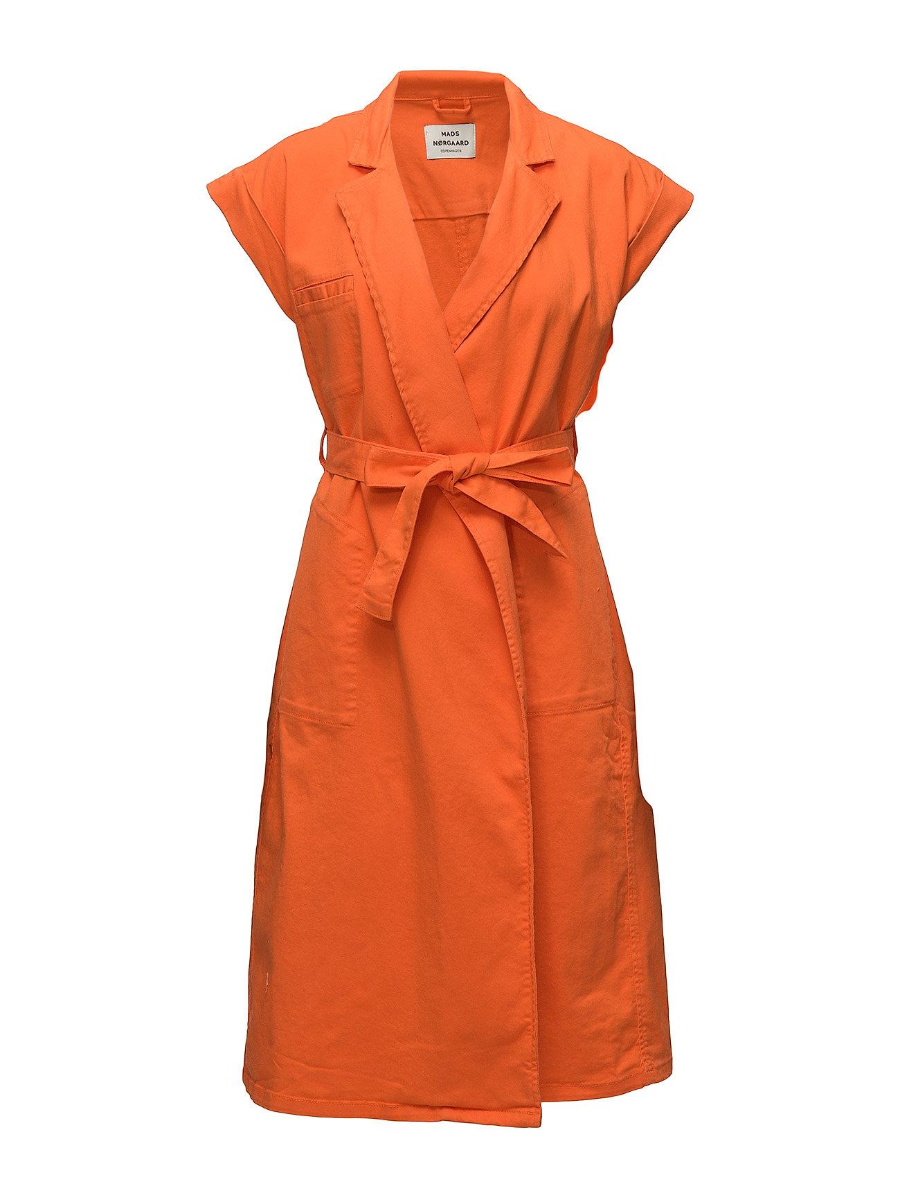1fc9ef82ec8 Fresh Denim Dassy (Deep Orange) (1050 kr) - Mads Nørgaard - | Boozt.com