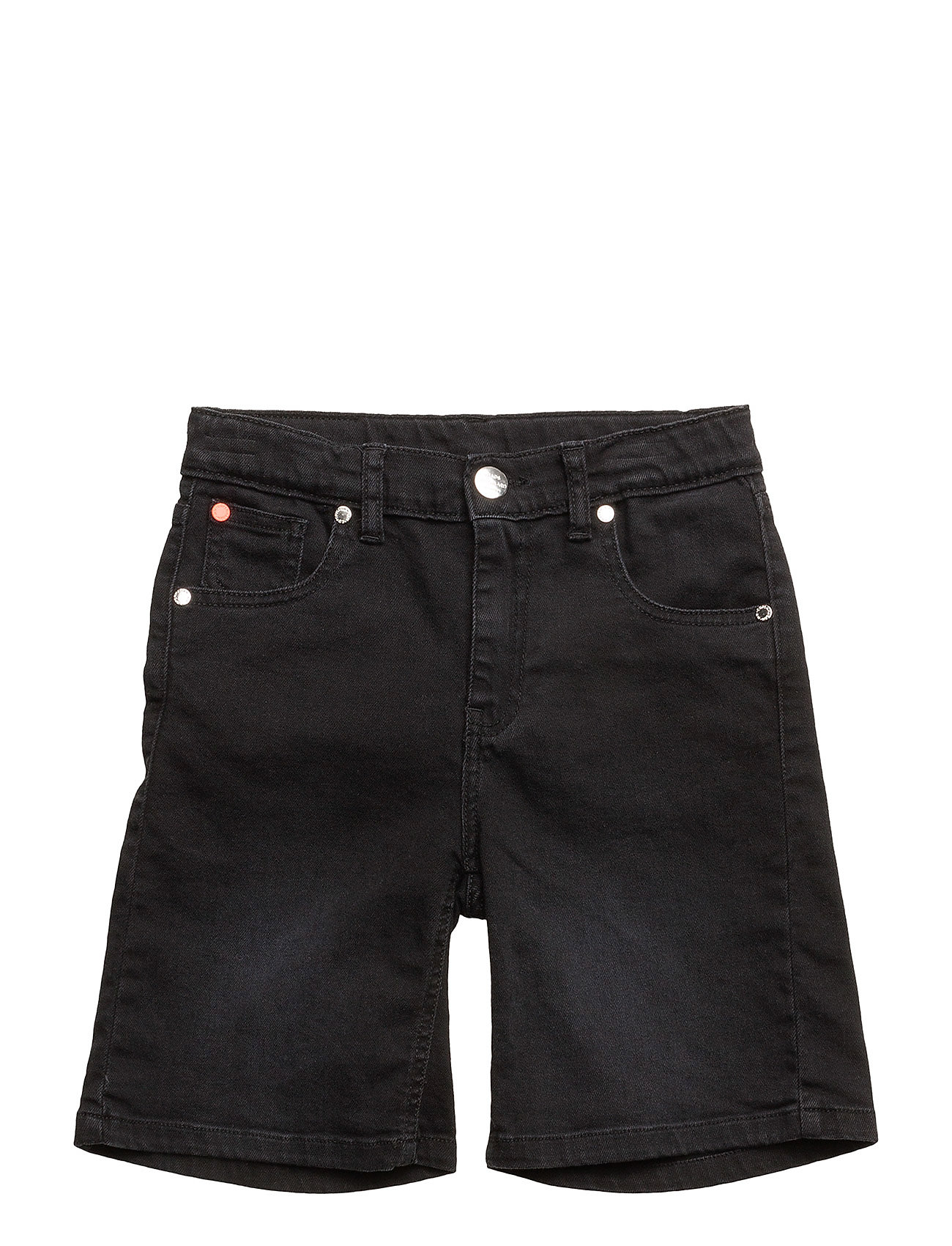 Mads Nørgaard Washed Black/Black Jagino Shor - WASHED BLACK