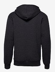 Mads Nørgaard - New Standard Hoodie Badge - basic sweatshirts - charcoal melange - 2