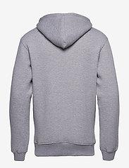 Mads Nørgaard - New Standard Hoodie Logo - basic sweatshirts - grey melange - 2