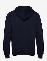 Mads Nørgaard - New Standard Hoodie Logo - basic sweatshirts - sky captain - 1