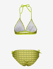 Mads Nørgaard - Ibiza Bikinna B - bikini set - bright lime - 1