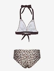 Mads Nørgaard - Ibiza Brissa - bikini set - brown - 1