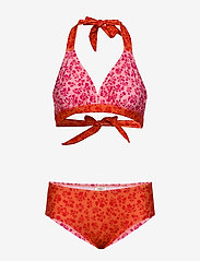 Mads Nørgaard - Ibiza Brissa - bikini-setje - pink/red - 0