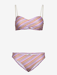 Mads Nørgaard - Ibiza Binna Boo - bikini-setje - pastel purple multi - 0